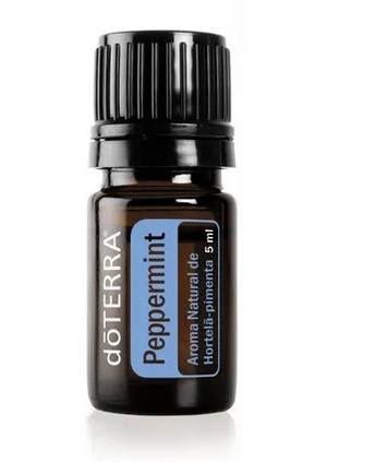 Óleo Essencial Hortelã-Pimenta (Peppermint) doTERRA - (5 ml)
