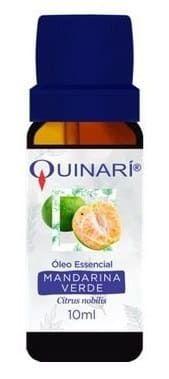 Óleo Essencial MANDARINA VERDE (Citrus Nobilis) Quinarí - 10 mL