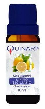 Óleo Essencial LIMÃO SICILIANO (Citrus x limon) Quinarí - 10 mL