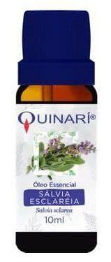 Óleo essencial de SALVIA ESCLAREIA (Salvia sclarea) Quinarí - 10 mL