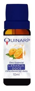 Óleo essencial de LARANJA DOCE (Citrus vulgaris) Quinarí - 10 mL