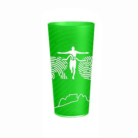 Copo Plástico Maratona do Rio 550ml