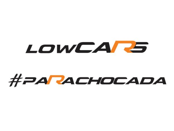 KIT ADESIVO LOWCARS + PARACHOCADA