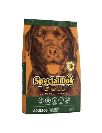 Special Dog Gold Adultos