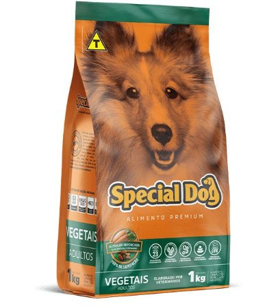 Special Dog Vegetais Adulto