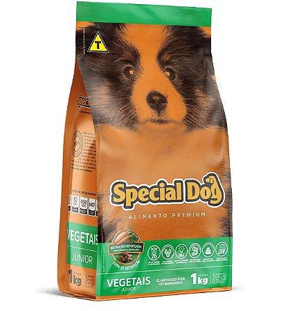 Special Dog Júnior Vegetais