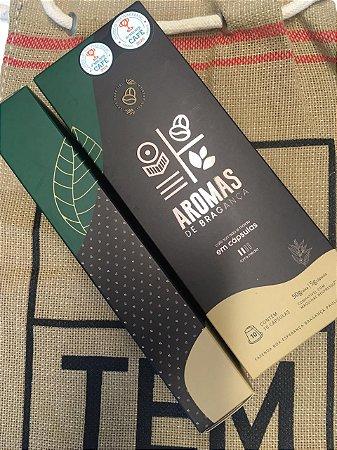 Café em cápsula Aromas de Bragança