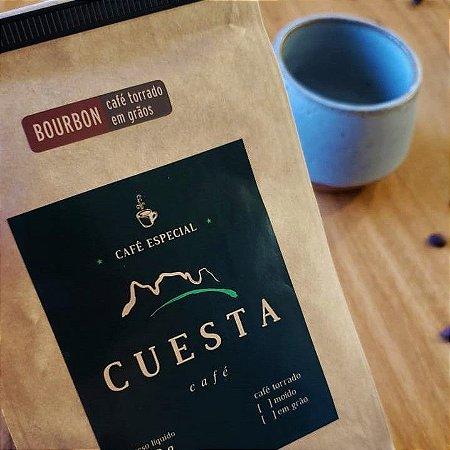 Café Especial Cuesta Bourbon
