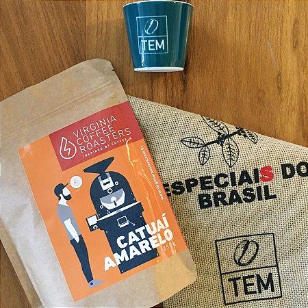 Café Especial Virgínia Catuaí Amarelo