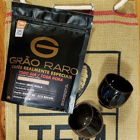 Café Grão Raro Todo Dia / Toda Hora