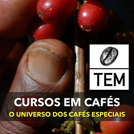 Curso: O Universo dos Cafés Especiais - presencial