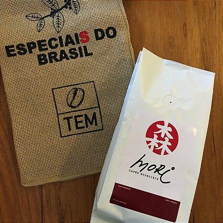 Café Especial Mori - Caramelo Amanteigado