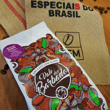 Café Especial Vale dos Barbados Morango do Mato