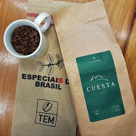 Café Especial Cuesta Bourbon - Embalagem Promocional 1kg