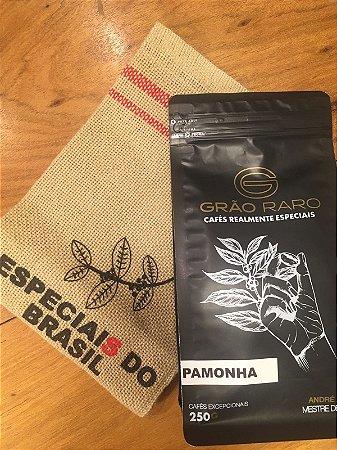 Café Especial Grão Raro - Pamonha