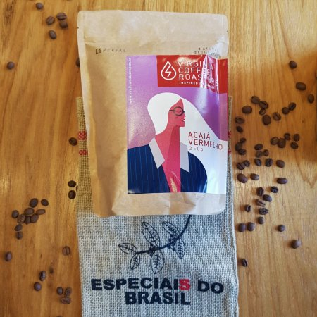 Café Especial Virgínia Acaiá Vermelho
