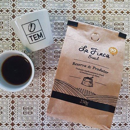 Café Especial La Finca - Microlote Reserva do Produtor