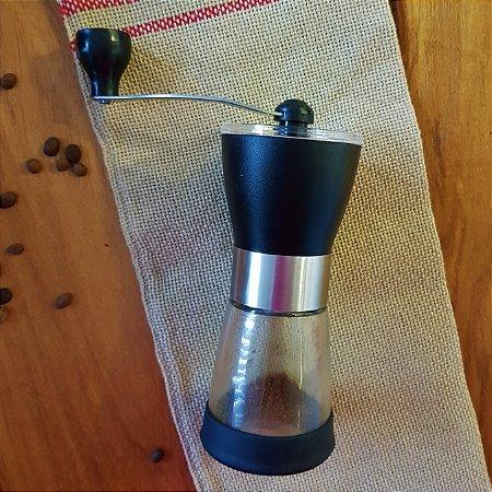 Moinho Manual - Sistema de mós (broca) para Cafés Especiais