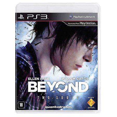 JOGO BEYOND TWO SOULS PS3