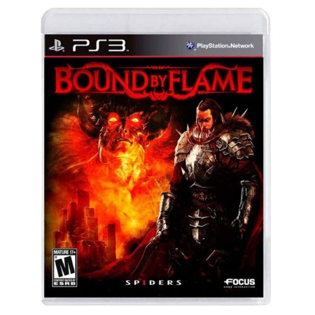 JOGO BOUND BY FLAME PS3