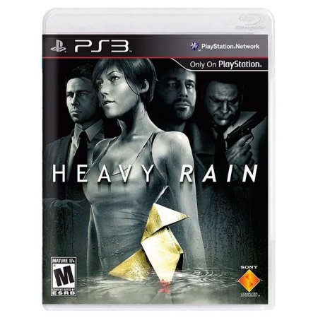 JOGO HEAVY RAIN PS3