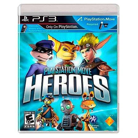 JOGO HEROES PS3