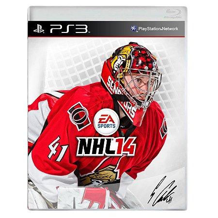 JOGO NHL 14 PS3