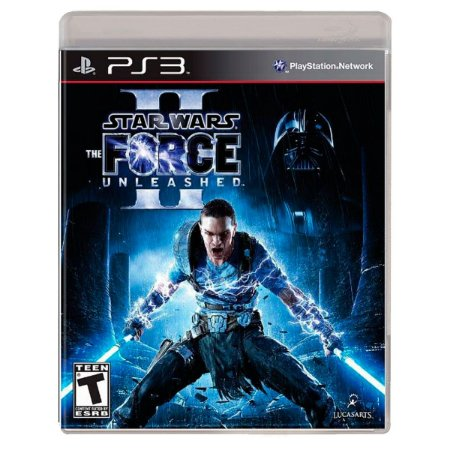 JOGO STAR WARS: THE FORCE UNLEASHED II PS3