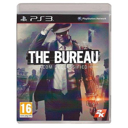 JOGO THE BUREAU: XCOM DECLASSIFIED PS3