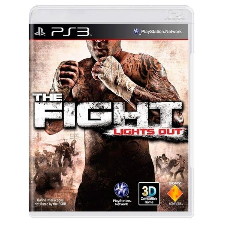 JOGO THE FIGHT: LIGHTS OUT PS3