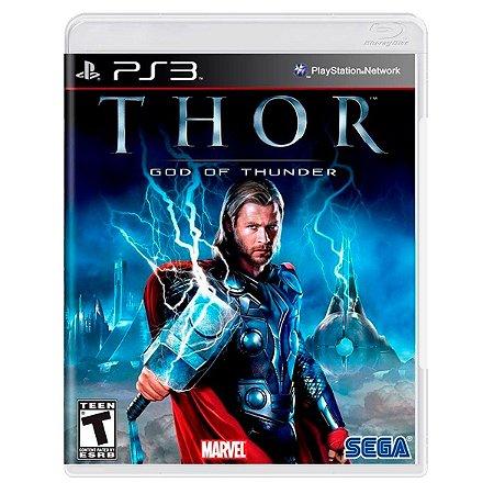 JOGO THOR: GOD OF THUNDER PS3