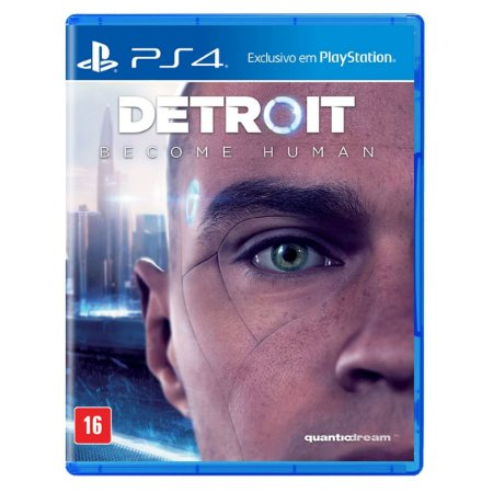 JOGO DETROIT: BECOME HUMAN BUNDLE PS4