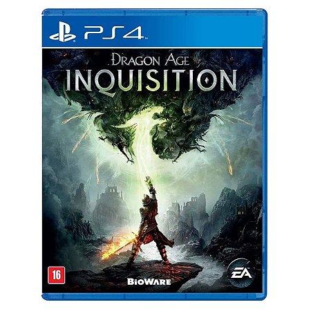 JOGO DRAGON AGE: INQUISITION PS4