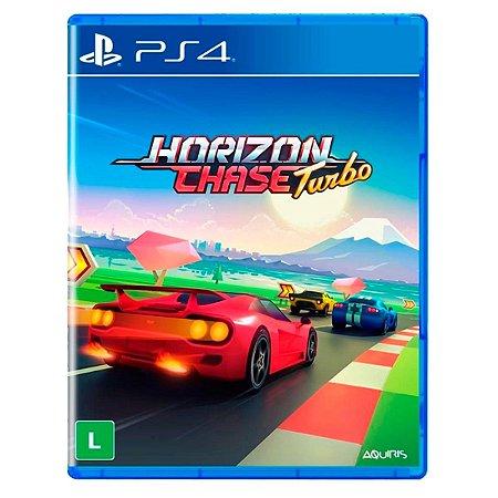 JOGO HORIZON CHASE TURBO PS4