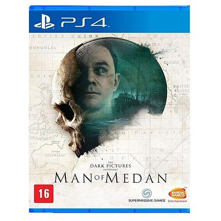 JOGO MAN OF MEDAN PS4