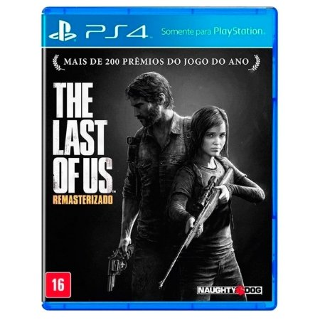 JOGO THE LAST OF US PS4