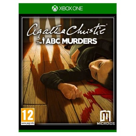JOGO AGATHA CHRISTIE - THE ABC MURDERS XBOX ONE