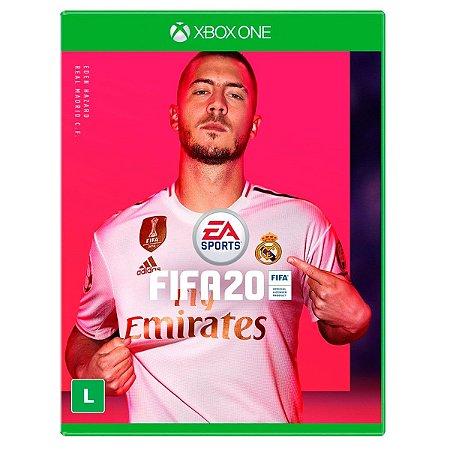JOGO FIFA 20 XBOX ONE