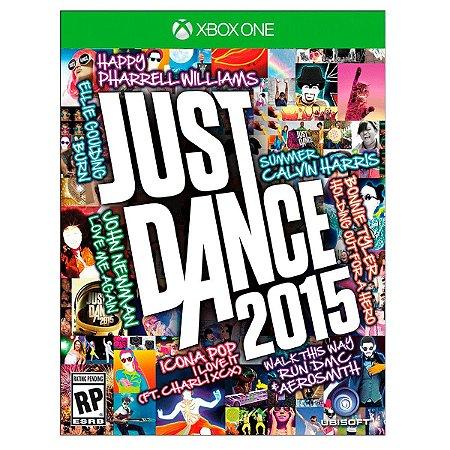 JOGO JUST DANCE 2015 XBOX ONE