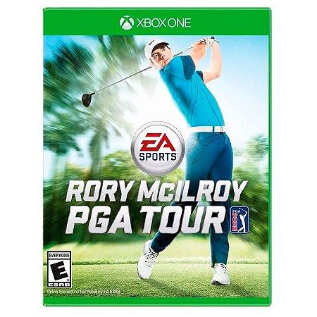 JOGO RORY MCILROY PGA TOUR XBOX ONE