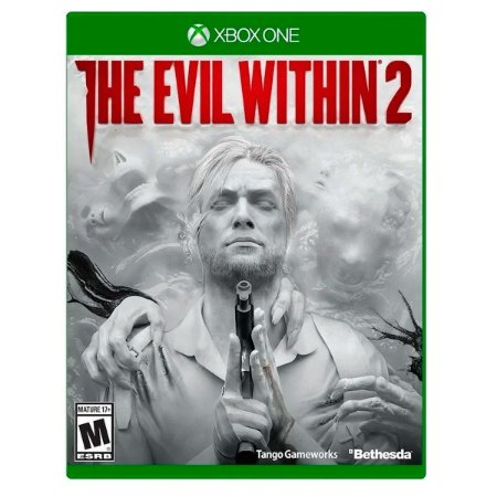 JOGO THE EVIL WITHIN 2 XBOX ONE