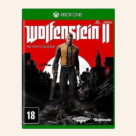 JOGO WOLFENSTEIN 2 XBOX ONE