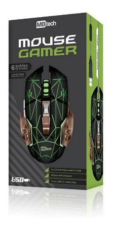 MOUSE GAMER MBTECH