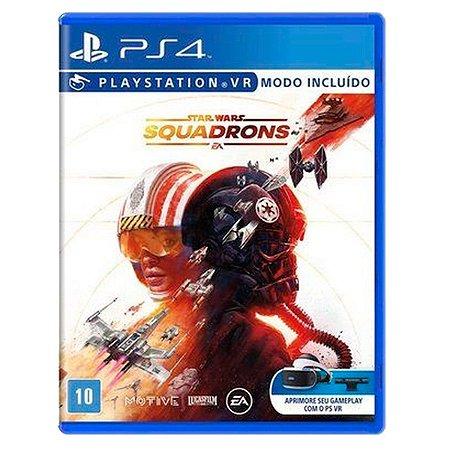 JOGO STAR WARS: SQUADRONS PS4