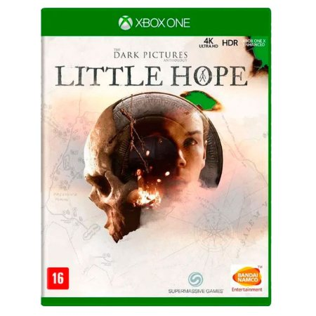 JOGO THE DARK PICTURES ANTHOLOGY: LITTLE HOPE XBOX ONE