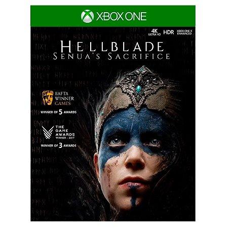 JOGO HELLBLADE: SENUA'S SACRIFICE XBOX ONE