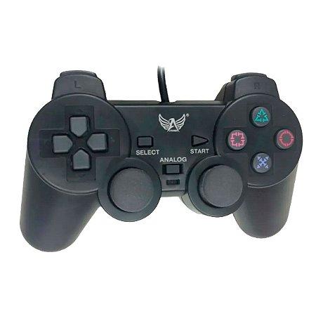 CONTROLE ALTOMEX ANALÓGICO PS2