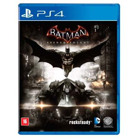 JOGO BATMAN ARKHAM KNIGHT PS4