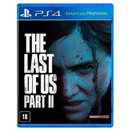 JOGO THE LAST OF US - PART II PS4 - SEMINOVO