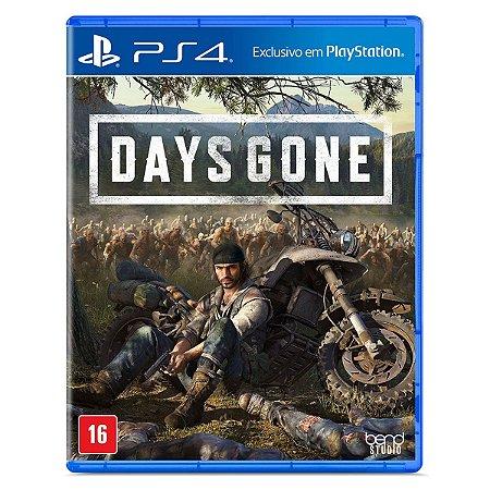 JOGO DAYS GONE PS4 - SEMINOVO